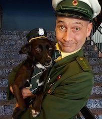Polizeihund
