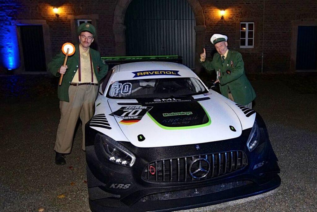 Auto-Sport Gala mit Tébé & Leiste