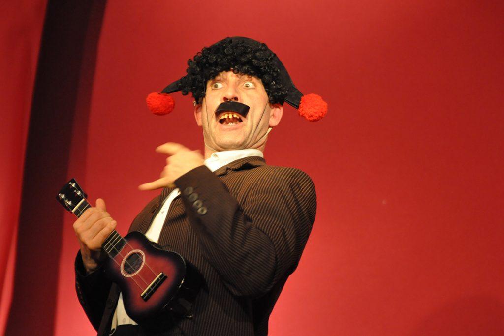 Comedy-Show Georg Leiste Jubilarfeier