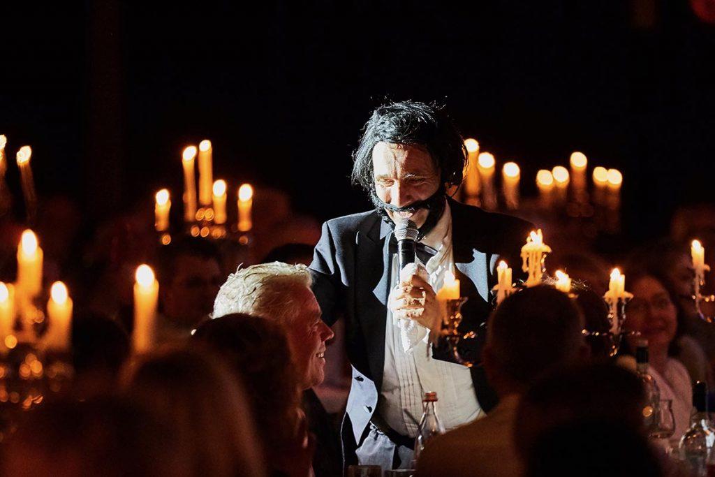 Hochzeitsfeier mit Comedian Georg Leiste