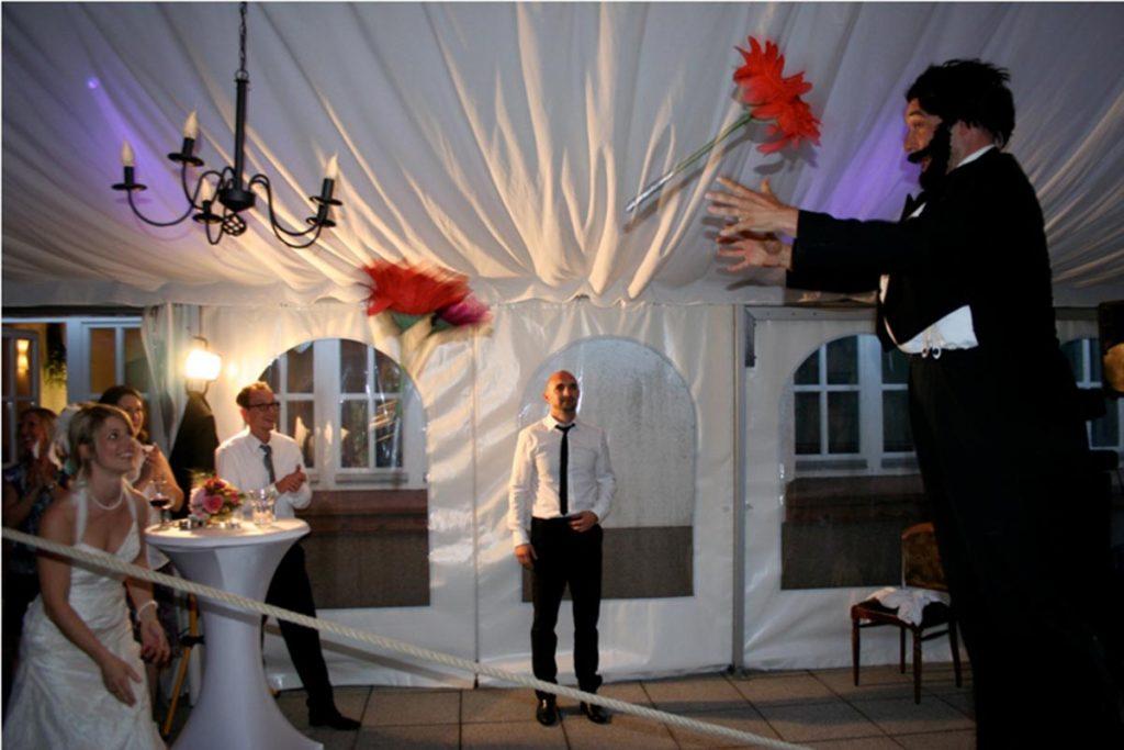 Georg Leiste Hochzeit-Event