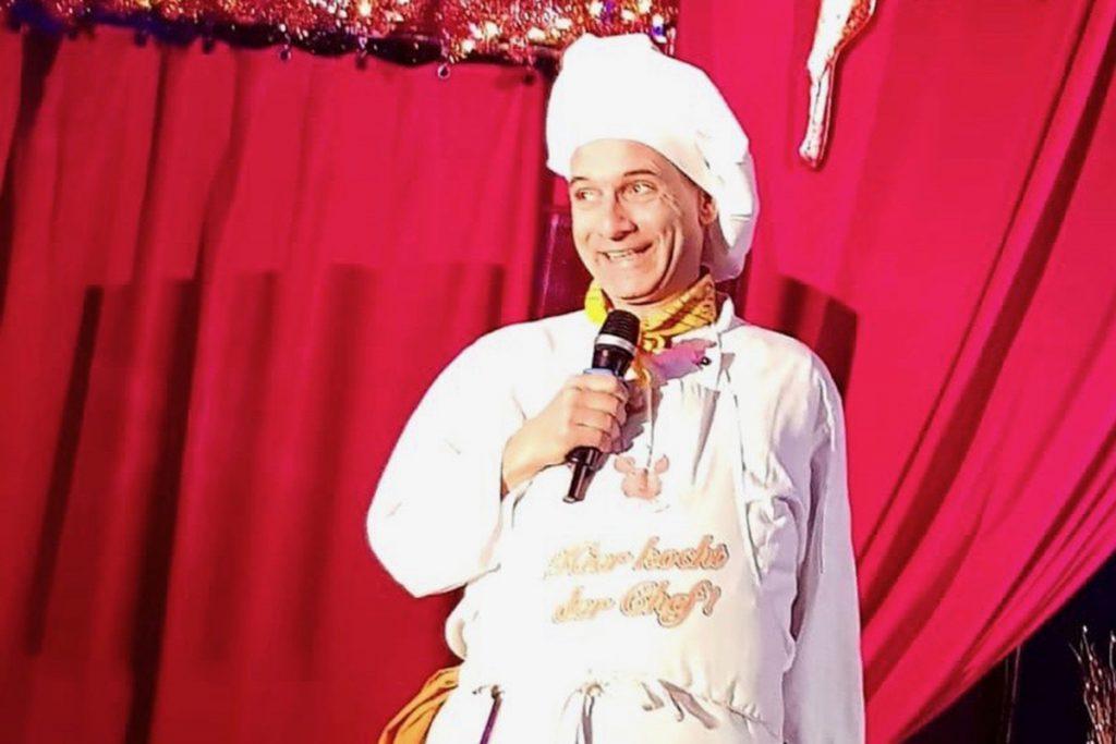 Comedy-Show mit Georg Leiste auf Ihrer Weihnachtsfeier